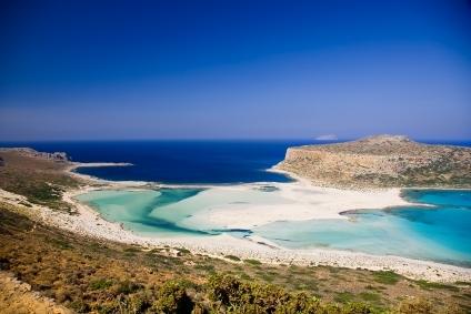 Nejlepší pláže Kréty za minimum peněz